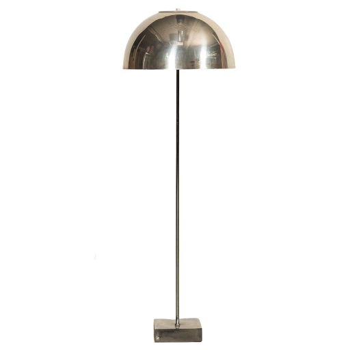 Mid Century Modern Space Age Chrome Floor Lamp Mod Aug 26 2020 Hill Auction Gallery In Fl