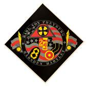 Robert Indiana Hartley Elegies KvF VII Serigraph