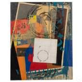 Asdrubal Colmenarez Abstract Mixed Media Painting