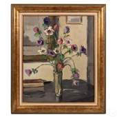 L. Pascal 1900-1957 French Still Life Painting