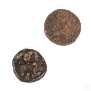 Ancient Indian Kingdoms Copper Bronze Coins LOT