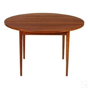 Thomas Moser (American) Wood Dining Kitchen Table