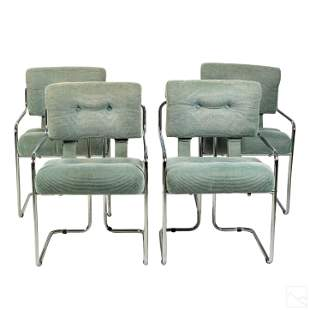 Pace Guido Faleschini Tucroma MCM Dining Chair SET