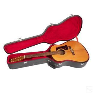 Washburn D25S Vintage 12 String Acoustic Guitar