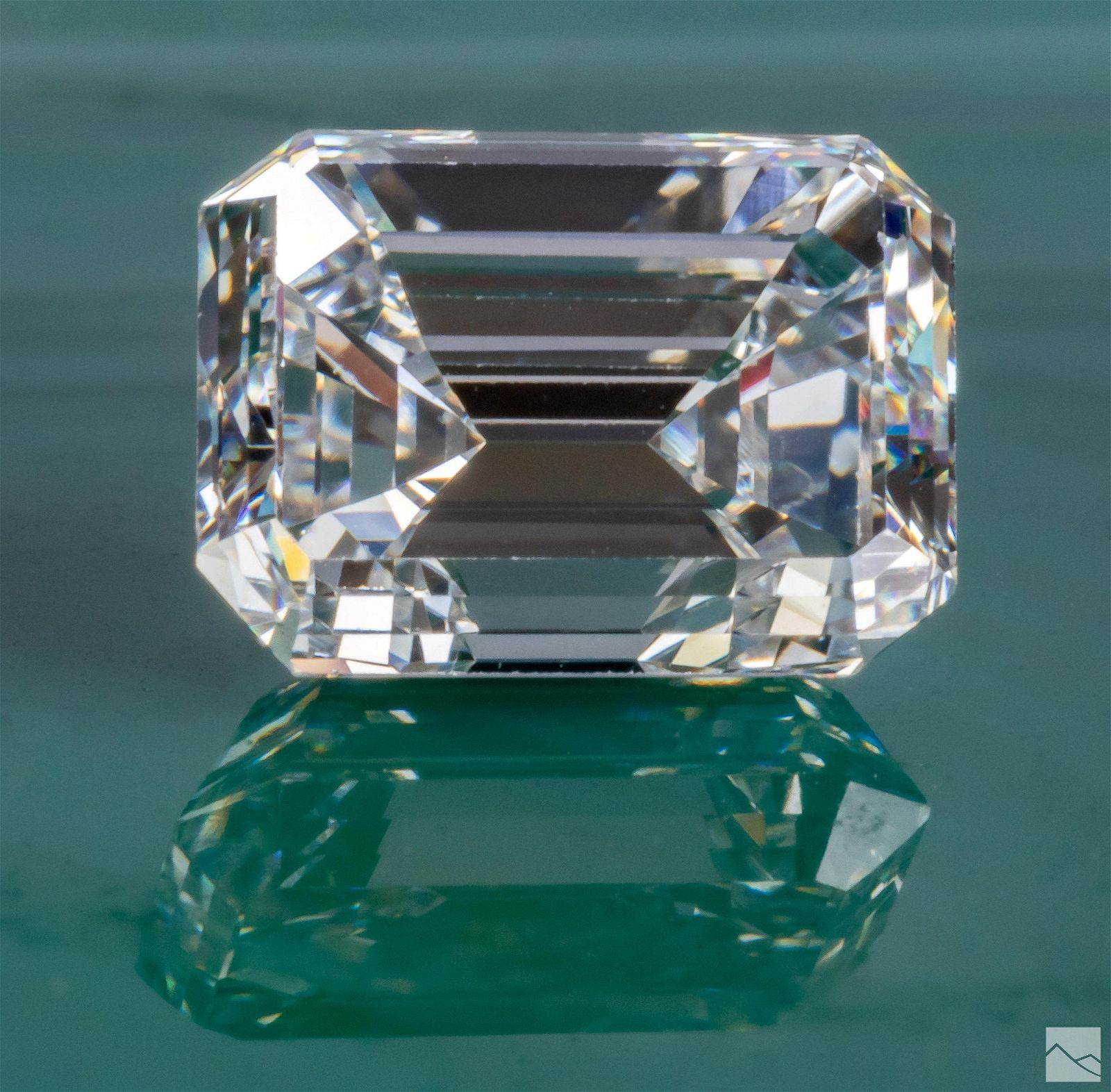 GIA Cert. 1.81 D VS1 Emerald Cut Natural Diamond