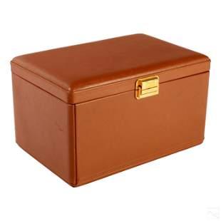 Scotola Del Tempo Italian Triple Watch Winding Box