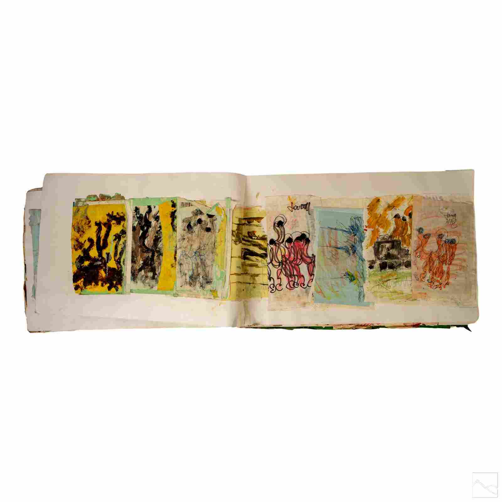 Purvis Young 1943-2010 American Outsider Art BOOK
