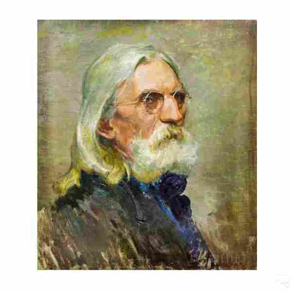 19th Century Fine Portrait of a Gentleman Painting
