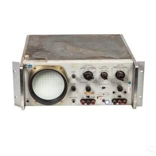 NASA Apollo Mission HP Oscilloscope Model 120B