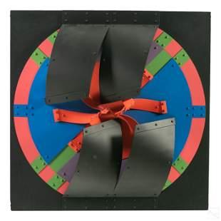 Edgar Negret (1920-2012) Abstract Modern Sculpture