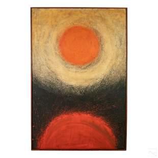 Patrick Scott (1921-2014) Modern Abstract Painting