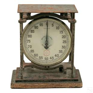 Chatillon & Sons Vintage American Industrial Scale