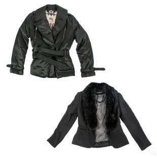 Ralph Lauren Blazer & Burberry Ladies Coats Group