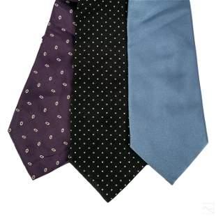 Ralph Lauren Purple Tag Men's Dress Ties Group NEW