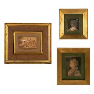 European Antique Painting and Illustrations Group