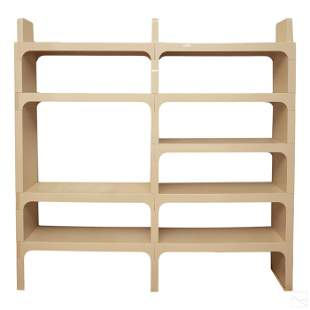 "Olaf Von Bohr for Kartel 63"" Book Shelving System"