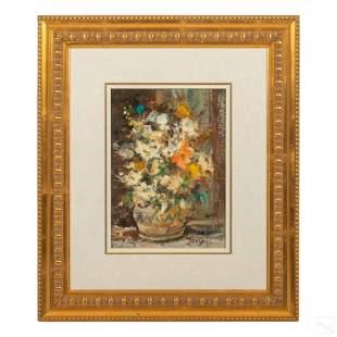 Daniel Jaugey (b.1929) French Still Life Painting