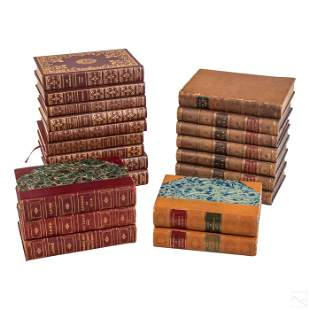 19th to 20th Century Antiquarian Book Collection