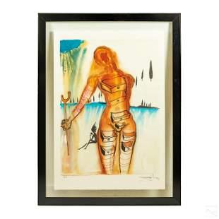 Venus With Drawers EA AP Litho after Salvador Dali