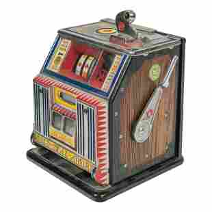 Watling Gold Seal Front Vendor 5 Cent Slot Machine