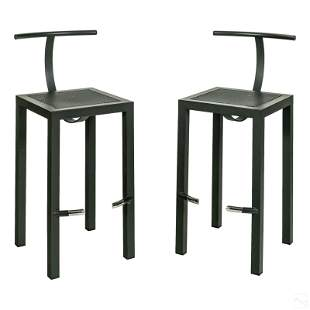 Philippe Starck Modern Bar Stools for Aleph Ubik