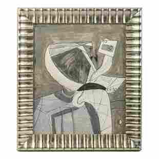 Oscar Dominguez Palazon 1906-1957 Modern Painting