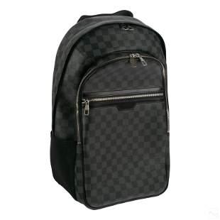 Louis Vuitton Mon Damier Graphite Michael Backpack