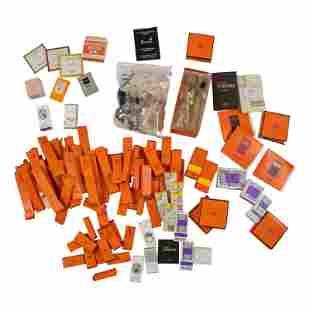 Hermes Paris Perfumes, Lotion, Gel & Balms Testers