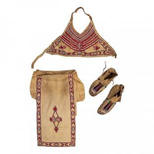 Hollywood Movie Star Western Wear Indian Costume