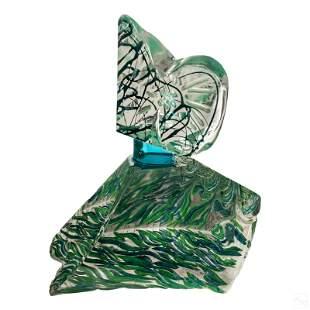 Christophe Gallard French Modern Glass Sculpture