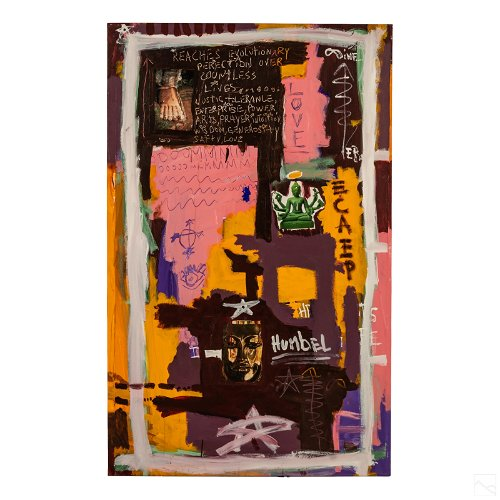 Canvas Mixed Media & Collages