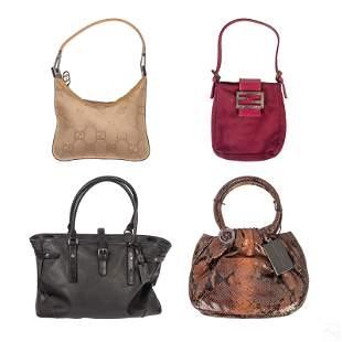 Gucci & Other Designer Ladies Shoulder Bag Purses