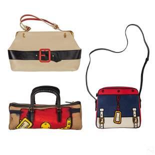 Roberta Di Camerino Designer Italy Hand Bag Purses