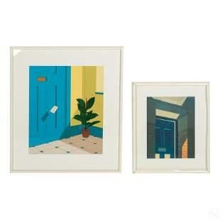 Jeffrey Edwards (b.1945) English Modern Art Prints