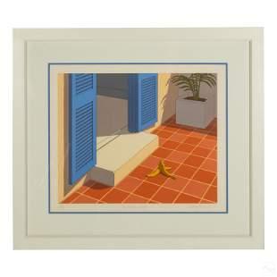 Jeffrey Edwards b.1945 Signed LE Modern Art Print