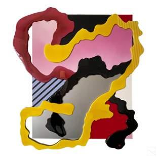 Raymond Karpuska b.1952 Modern Abstract Sculpture