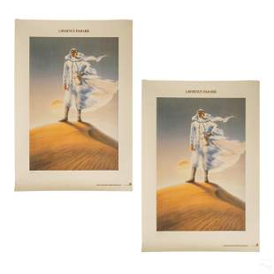 Lawrence of Arabia Columbia Pictures Film Lithos