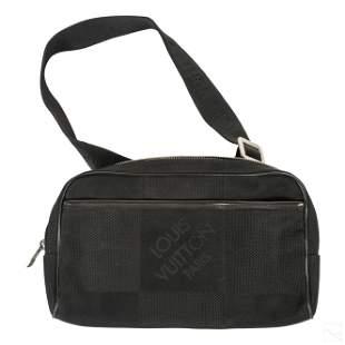 Louis Vuitton LV Damier Geant Zip Pouch Waist Bag
