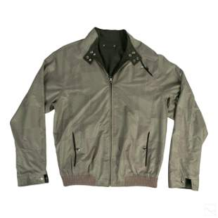 Louis Vuitton Reversible Damier XL Zip Up Jacket