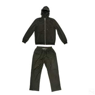 Louis Vuitton LV Designer Mens XL Hoodie and Pants
