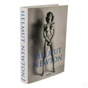 Helmut Newton 1920-2004 SUMO Art Photography Book