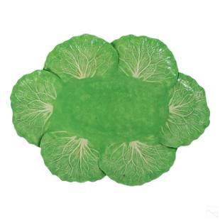 Dodie Thayer Palm Beach Lettuce Ware Platter Tray