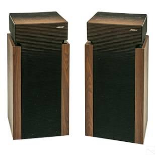 BOSE 601 Series II Direct Reflecting Speakers PAIR
