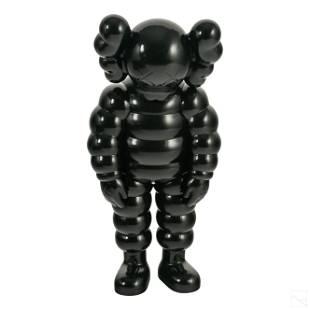 KAWS b1974 WHAT PARTY Vinyl Figurine Toy Sculpture