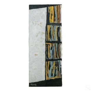 Hildegard Rath 1909-1994 Modern Abstract Painting