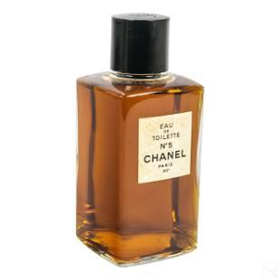 Huge Chanel No. 5 Eau De Toilette Perfume SCARCE