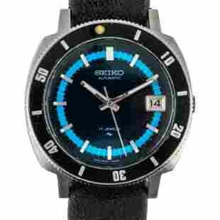 Seiko Diver Automatic 17 Jewel Vintage Wrist Watch