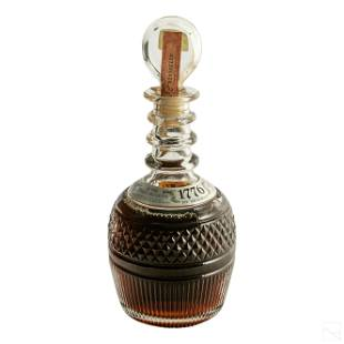 Tiffany & Co 1776 Seagram Whiskey Crystal Decanter