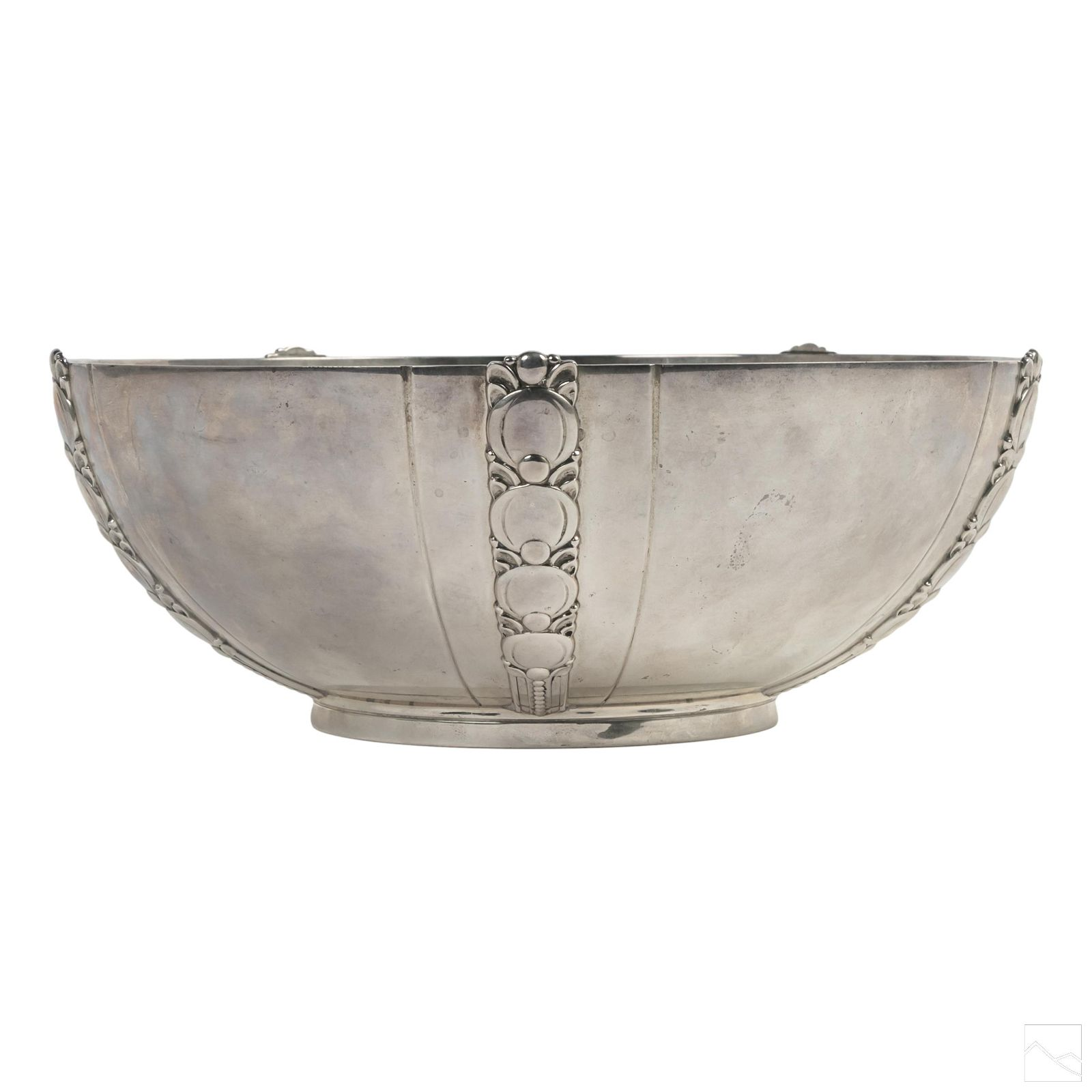 Tiffany Sterling Silver Tomato Serving Bowl 800g