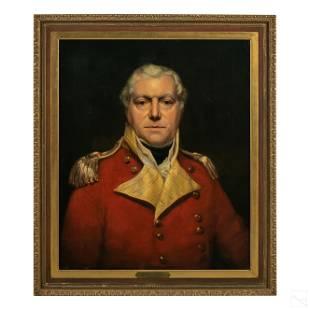 Martin Archer Shee 1769-1850 Campbell Portrait